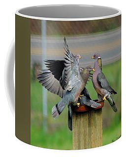 Band-tailed Pigeons #1 Coffee Mug
