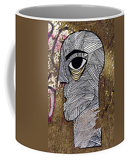 Bandage Man Coffee Mug