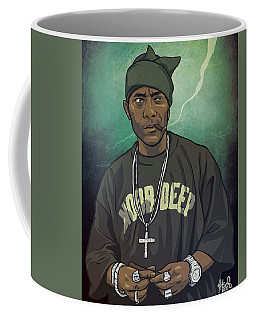Bandana P Coffee Mug