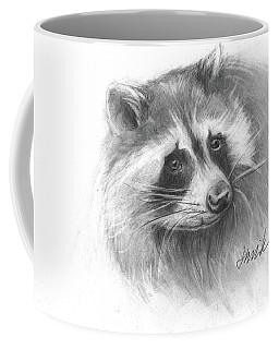 Bandit The Raccoon Coffee Mug