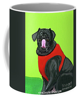 Bandit_dwp_may 2017 Coffee Mug