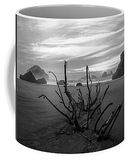 Bandon Beach Tree Coffee Mug