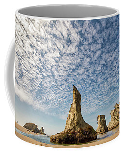 Bandon Sea Stacks Coffee Mug
