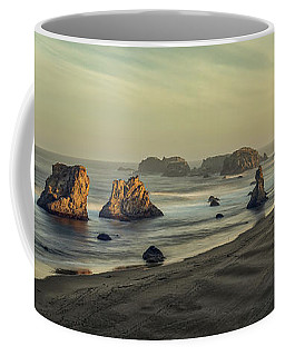 Bandon Sunrise Pano Coffee Mug