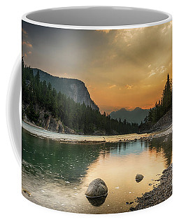 Banff Sunrise Coffee Mug