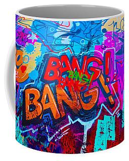 Bang Graffiti Nyc 2014 Coffee Mug