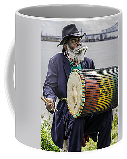 Bang That Drum Coffee Mug