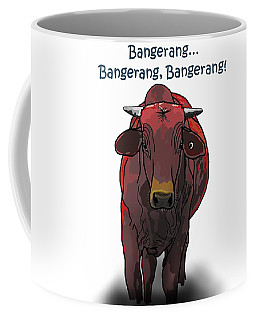Bangerang Coffee Mug