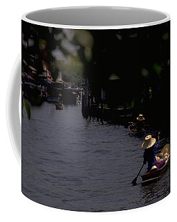 Bangkok Floating Market Coffee Mug
