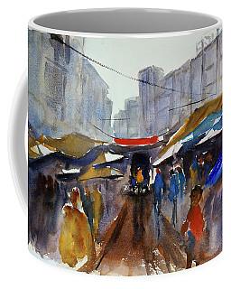 Bangkok Street Market Coffee Mug