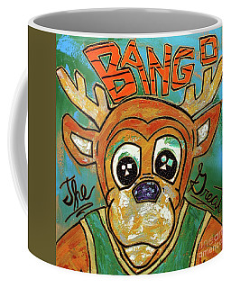 Bango The Great Coffee Mug