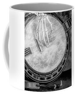 Banjo Addiction Coffee Mug