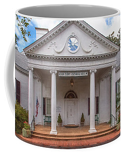 Banksia Mansion - Aiken, Sc Coffee Mug