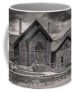 Bannack Church Coffee Mug
