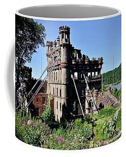 Bannerman Castle Ruins Coffee Mug