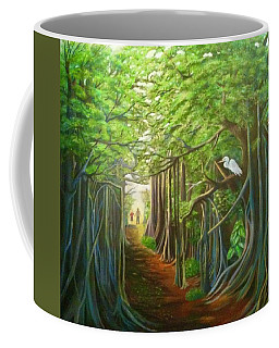 Banyon Walk Coffee Mug