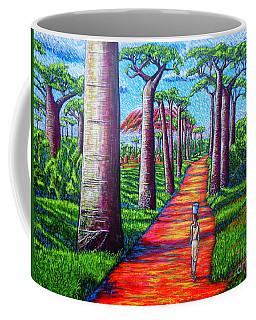Baobab Coffee Mug by Viktor Lazarev