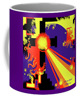 Baptism Of Fire Coffee Mug