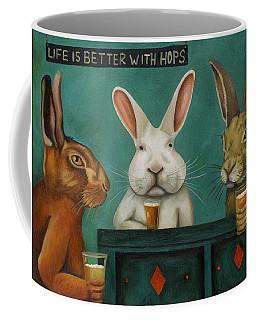 Bar Hopping Coffee Mug