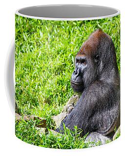 Baraka - Western Lowalnd Silverback Gorilla Coffee Mug