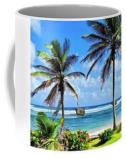 Barbados Coastal Landscape Coffee Mug