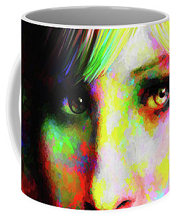 Barbara Streisand Coffee Mug