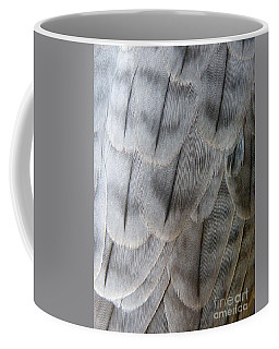 Barbary Falcon Feathers Coffee Mug