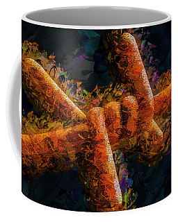 Coffee Mug featuring the photograph Barbed by Paul Wear