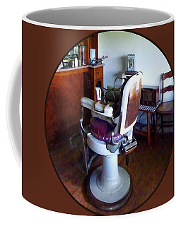 Barber - Old-fashioned Barber Chair Coffee Mug