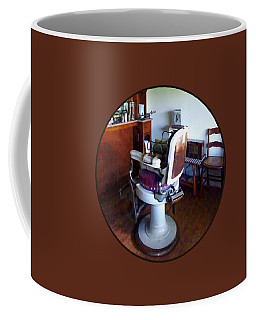 Barber - Old-fashioned Barber Chair Coffee Mug