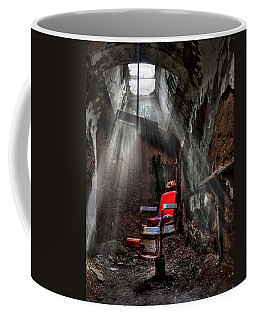 Barber Shop Coffee Mug