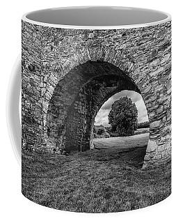 Barbican Gate Trim Castle Coffee Mug