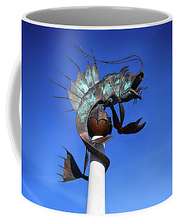 Barbican Prawn Coffee Mug
