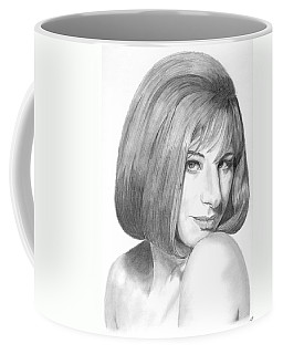Barbra Streisand Coffee Mug