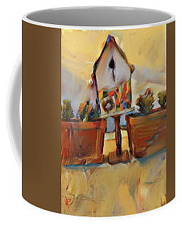 Barb's Bird House Coffee Mug