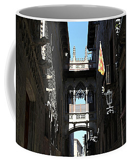 Coffee Mug featuring the photograph Barcelona 1 by Andrew Fare