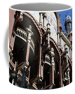 Coffee Mug featuring the photograph Barcelona 4 by Andrew Fare