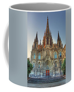 Barcelona Cathedral Coffee Mug