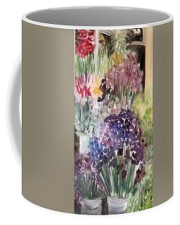 Barcelona Flower Mart Coffee Mug