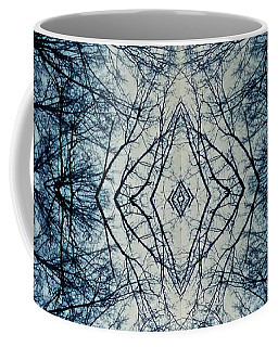 Bare Branch Connection Coffee Mug