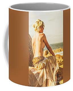 Bare Elegance Coffee Mug
