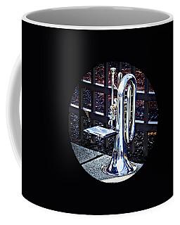 Baritone Horn Before Parade Coffee Mug