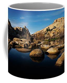 Barker Dam Lake Coffee Mug
