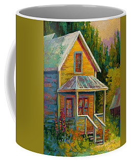 Barkerville Orphan Coffee Mug