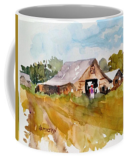 Barn # 2 Coffee Mug