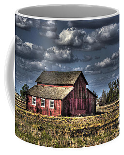 Barn After Storm Coffee Mug