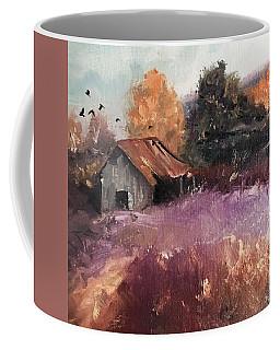 Barn And Birds  Coffee Mug