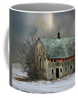 Barn And Sundog Coffee Mug