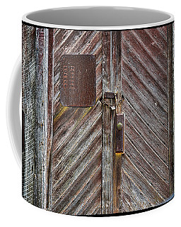 Barn Door Appalachia Coffee Mug