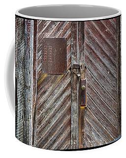 Barn Door Appalachia Coffee Mug by Steve Archbold